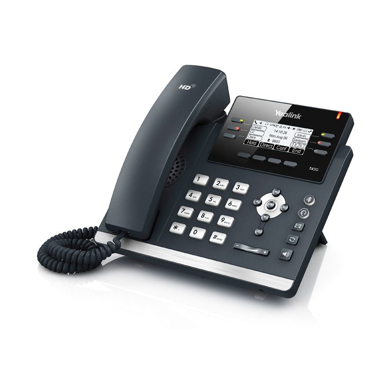 Yealink T42S Business Class IP Phone