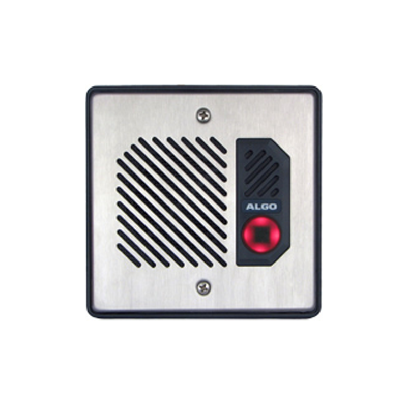 Algo 8028 SIP Intercom with Brass & Stainless Door Station